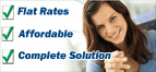 Flat Rate Loyalty Software Program