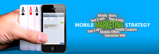 SMS Mobile Marketing for Loyalty